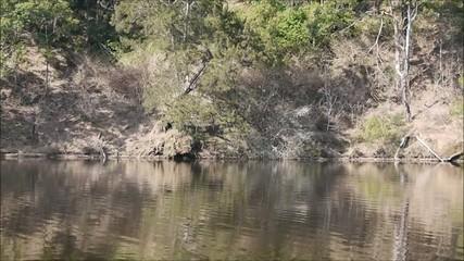 Flusslandschaft in Australien