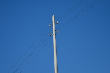 palo elettrico