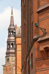 Gebäude in Hamburg, Speicherstadt