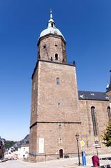 Kirche Annaberg Buchholz