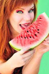 watermelon mood