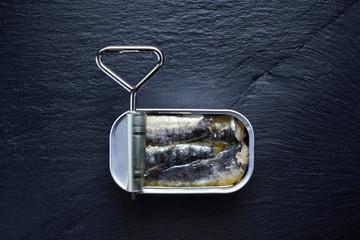 Boite Sardine