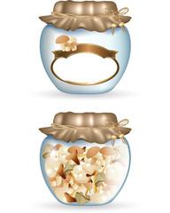 Funghi misti in vasetto