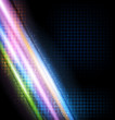 Abstract background with stripe