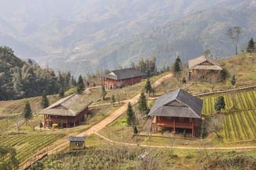 Lo Lao Chai Village View