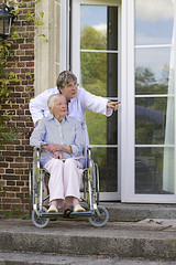 Maison de retraite - Promenade