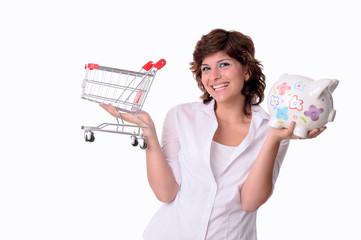 Konsumieren statt sparen
