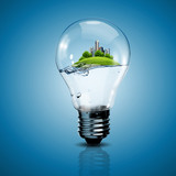 Fototapeta ekologia - środowisko - Roślinne