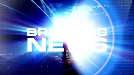 Breaking News Broadcast Graphics 1