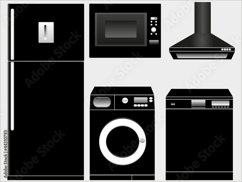 Black White Goods