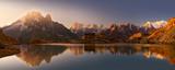 Monte Bianco e Alpi riflesse nel Lago Bianco - 44311797