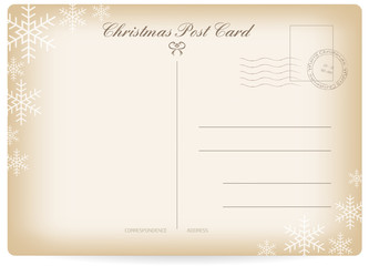 Christmas Post Card - Cartolina di Natale