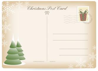 Christmas Post Card - Cartolina di Natale