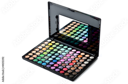 Eye shadows palette