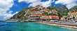 travel in Italy - Positano panorama