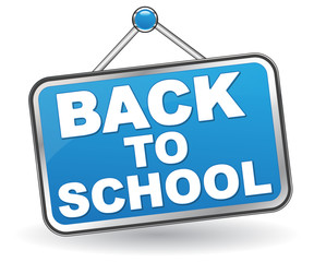 BACK TO SCHOOL ICON