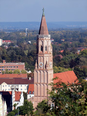 St. Jodok in Landshut