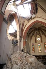 earthquake in northern Italy emilia