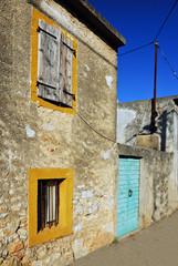 Bunt Haus Insel Kroatien