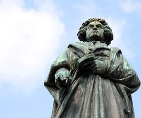 Ludwig van Beethoven. Denkmal, Bonn.