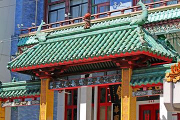Chinatown, San francisco..