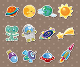 space element stickers