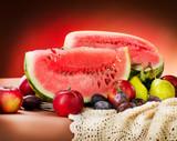 Fototapeta owoce - organiczny - Owoc
