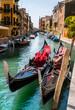 obraz - Gondolas in Venice
