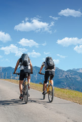 Bicycle tourism and all things related