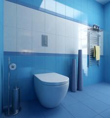 bathroom wc scene