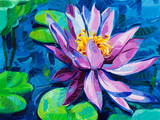 Fototapety Water Lily