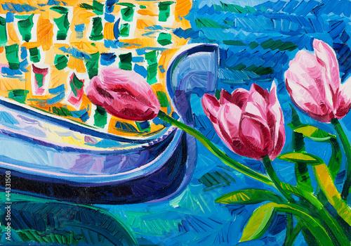Tulips © Boyan Dimitrov