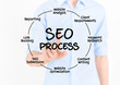 SEO Process Diagram