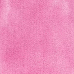 Pink natural handmade watercolour aquarelle painting texture