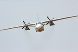 Russian military transport turboprop aircraft AN-26