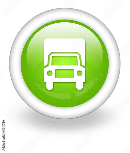 "Light Green Icon ""Trucks"""