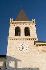 Il Duomo di Spello