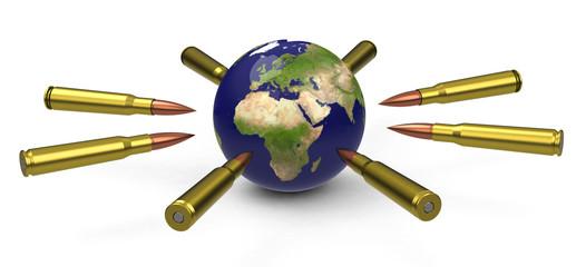 Gewalt auf der Erde