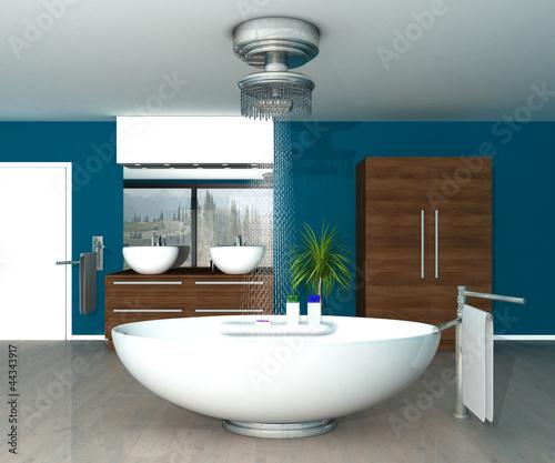 salle de bain jet douche plafond de graphistecs photo libre de droits 44343917 sur. Black Bedroom Furniture Sets. Home Design Ideas