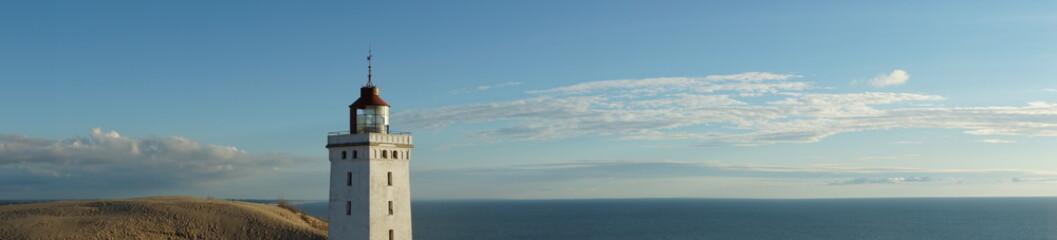 Panorama Leuchtturm Rubjerg Knude, Dänemark