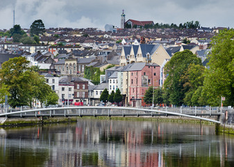 cork city cityscape