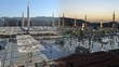 Nabawi Mosque time lapse at two times