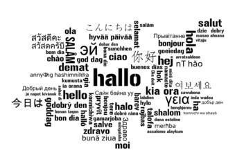 hallo tagcloud deutsch begrüßung