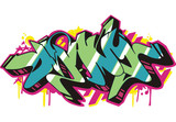 Graffito - many