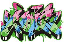 Graffiti - mol
