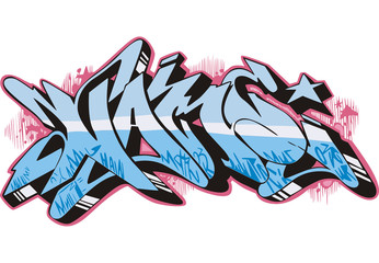 Graffito - name