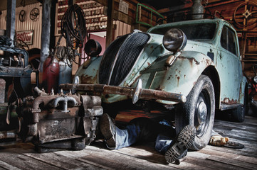 Fiat Topolino 500 Bj. 1937