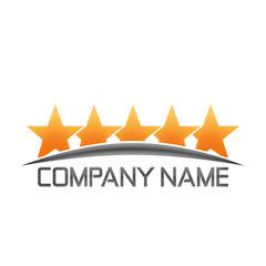 5 Stars Logo