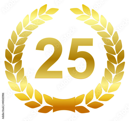 Laurel wreath - 25