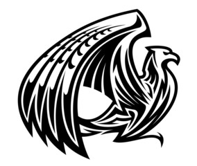 Heraldic griffin